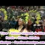 Carnaval de Nice photo